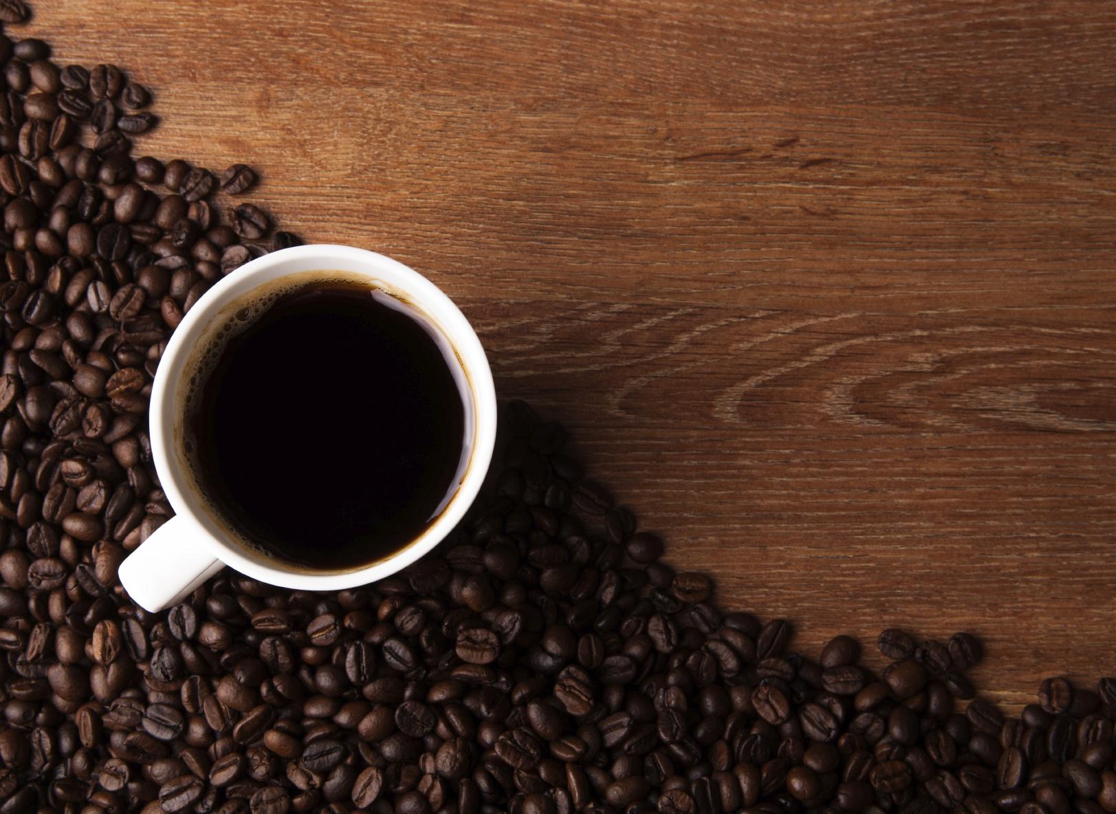 я прошу черный кофе поздравления